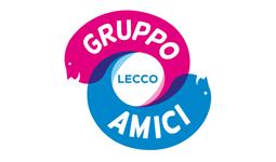 Intestazione del sito dell'associazione Gruppo Amici Lecco.
