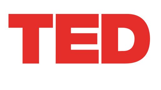 """Parola """"ted"""" di colore rosso scritta in stampato maiuscolo."""
