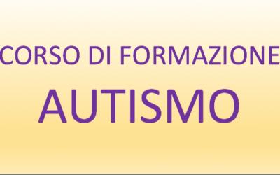 Corso di formazione autismo
