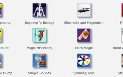 Link al sito Arvind Gupta Toys