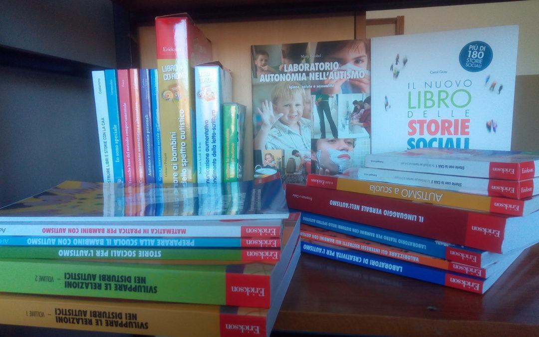 Prestito di libri sull'autismo